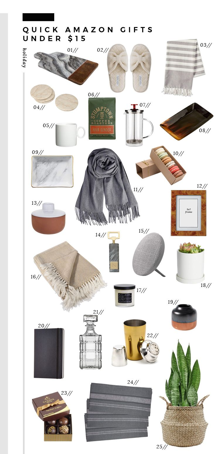 Quick Amazon Gifts Under 15 Room For Tuesday Amazon Christmas Favorite Things Gift Amazon Gifts