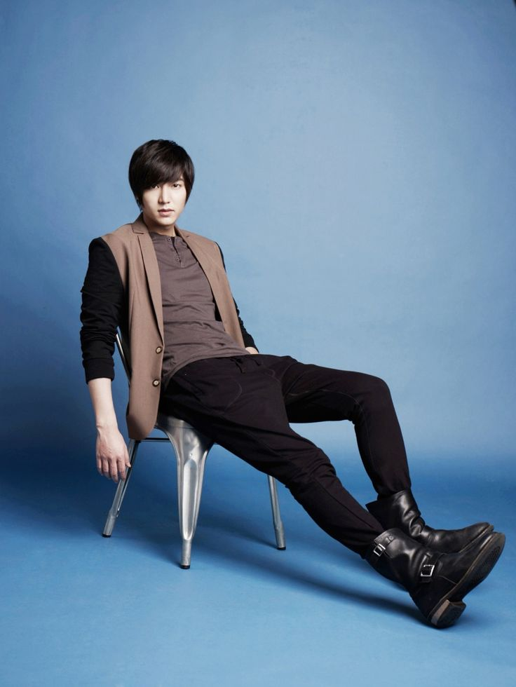 lee min ho bench magazine - Google Search