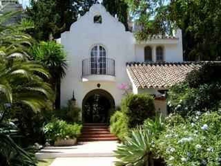 Stunning Mission Revival And Spanish Colonial Revival Architecture Ideas 20
