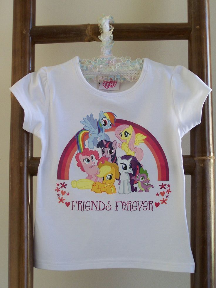 Girls My Little Pony T-Shirt