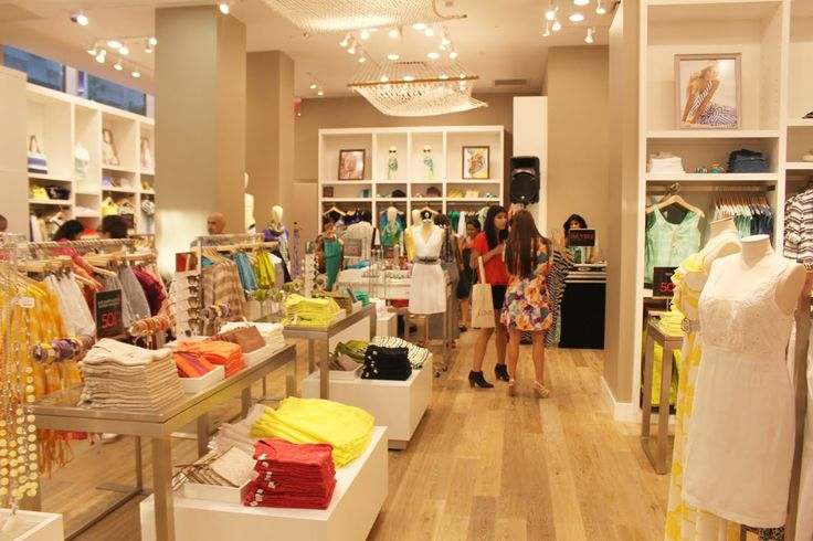 New Boutique Store Design With Maison Saad Boutique Interior ...