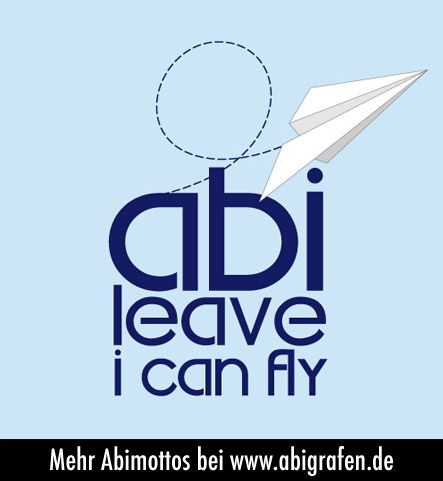 Witziges #Abilogo #Abimotto - Vorlagen & Vorschläge bei abigrafen.de