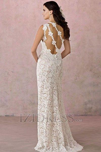 15 best images about one shoulder wedding dresses on for One shoulder beach wedding dress