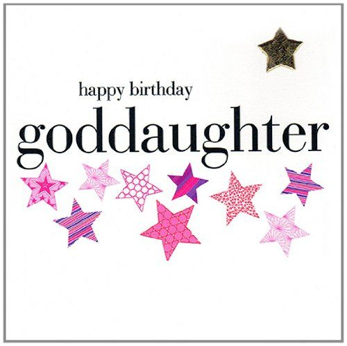 Birthday Quotes Goddaughter: Happy Birthday God Daughter Quotes And Images