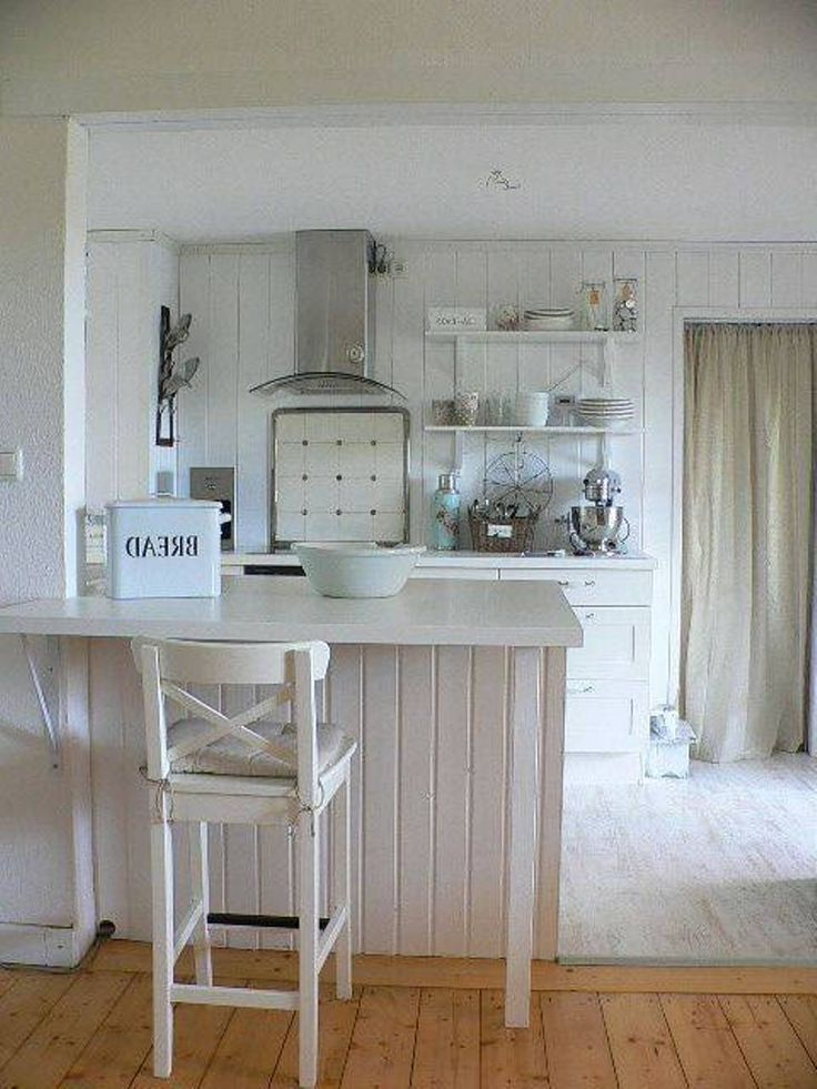 52 best a frames images on pinterest shabby chic cottage for Shabby chic kitchen designs