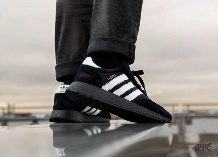 Adidas Originals I-5923 Formateurs Boost Coureur Dans Cq2489 Blanc - Blanc Ii2Scl1l