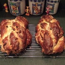 """Houska (Bohemian Sweet Bread) on BigOven: Try this Houska (Bohemian Sweet Bread) recipe, or contribute your own.  """"Milk"""" and """"Breads"""" are two of the tags cooks chose for Houska (Bohemian Sweet Bread)."""
