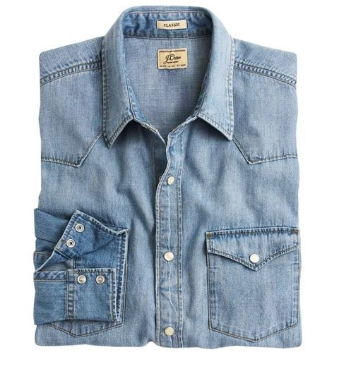 Best Denim Shirts for Fall - Denim is Best Fabric for Fall