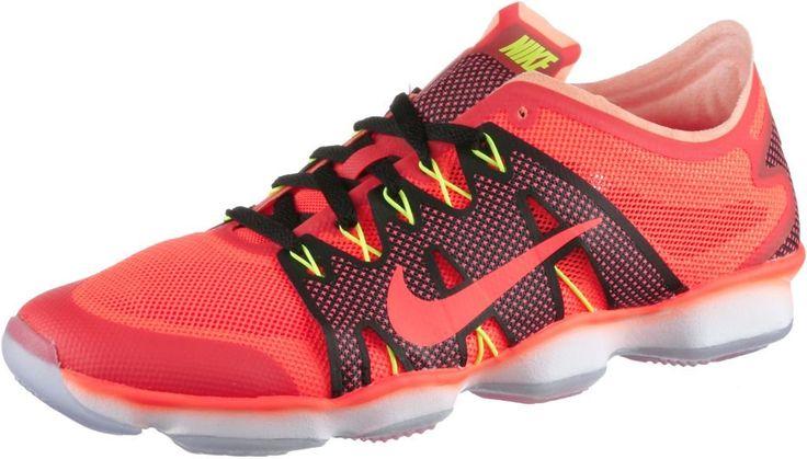 #Nike #Zoom #Fit #Agility 2 #Fitnessschuhe #Damen #orange/grau