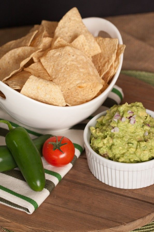 Classic Guacamole & Choosing the Perfect Avocado: Food Online, Foodies ...