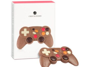 Chocolate Xbox controller   Funny and sweet gift for him or her     Handmade delicious chocolate