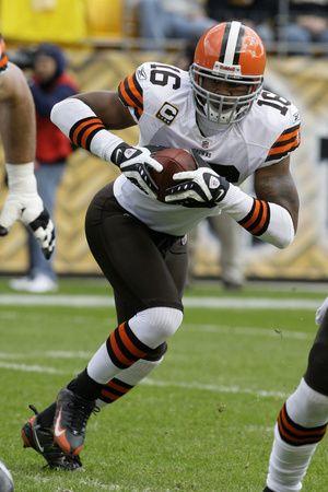 Joshua Cribbs - Cleveland Browns Football