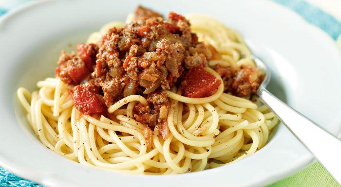 Köttfärssås, italiensk – den klassiska pastasåsen