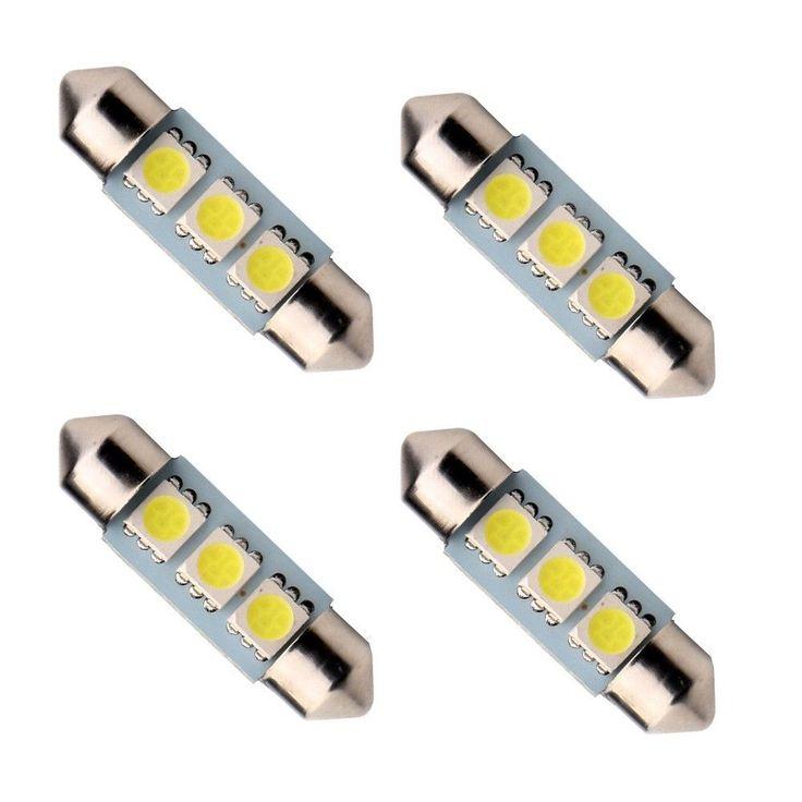 $17.02 (Buy here: https://alitems.com/g/1e8d114494ebda23ff8b16525dc3e8/?i=5&ulp=https%3A%2F%2Fwww.aliexpress.com%2Fitem%2F100pcs-lot-C5W-White-5050-3-SMD-36mm-39mm-41mm-Festoon-Interior-Dome-Auto-LED-Light%2F32778220568.html ) 100pcs/lot C5W White 5050 3 SMD 36mm 39mm 41mm Festoon Interior Dome Auto LED Light Bulbs 12V Auto Car Indicator 3 LED Bulbs for just $17.02