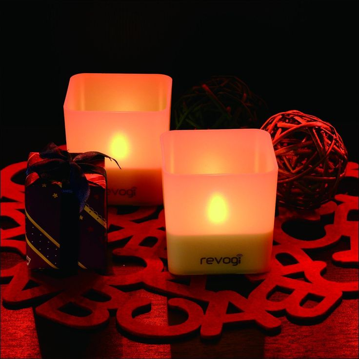 BLE Smart Candle Light----One of the best choice for A New Year Gift! #gift #creative #smarthome