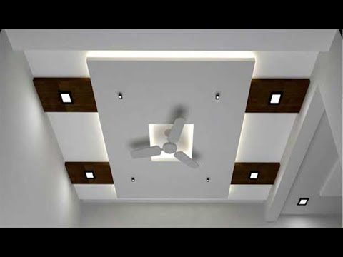 Ceiling Designs For Living Room 2018 Chaise Lounge Chairs Latest Gypsum False Decorations And Bedroom Youtube