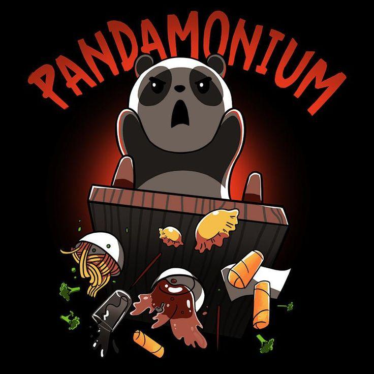 Pandamonium (132,-)