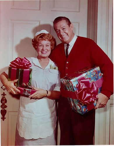 "Shirley Booth and Don DeFore ""Hazel"""