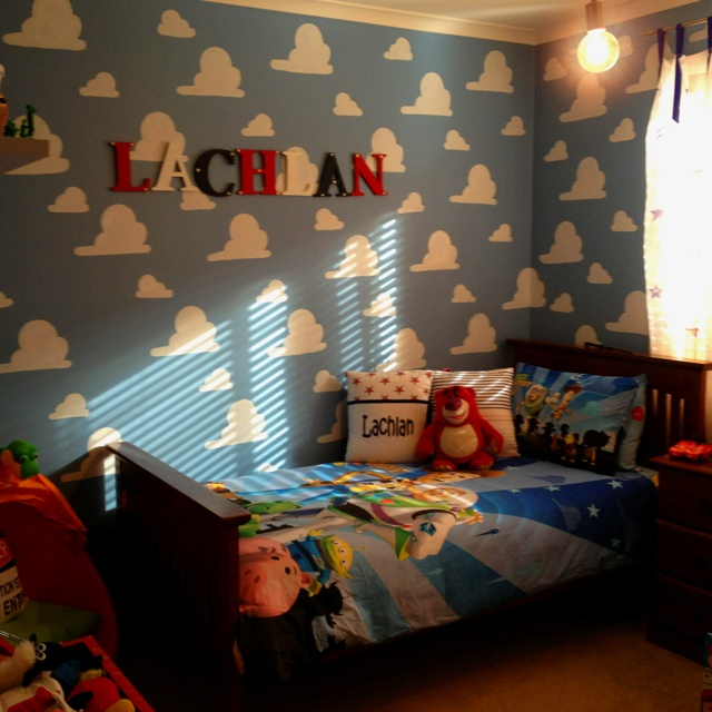 bedroom kids bedroom ideas pinterest toys toy story and hands