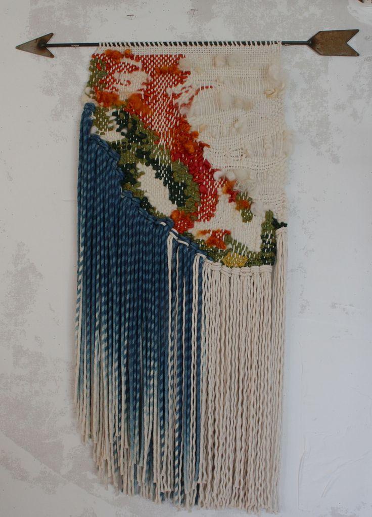 California Weaving- All Roads Textile Art and Creative Studio
