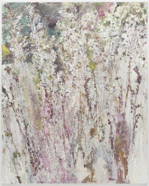 Olieverf op linnen, 200 x 160 cm