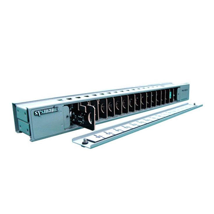 Sysmania UTP TPS-1000R Twisted Pair Cable Receiver System Rack New #SysmaniaAllimex