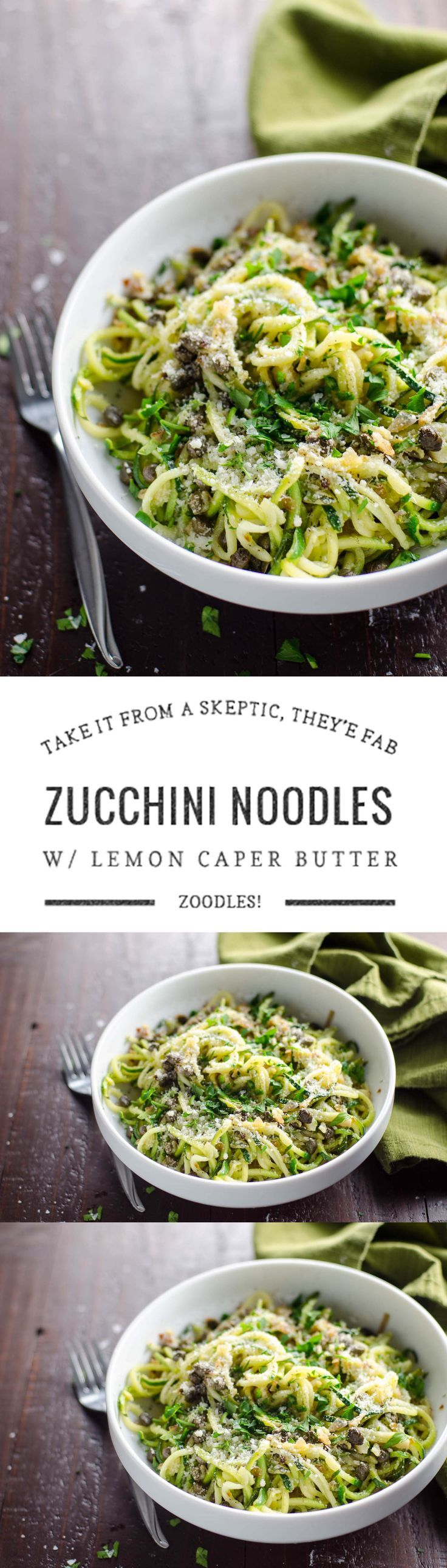 Take it from a true skeptic who loves spaghetti: done right, zucchini noodles (zoodles) are delicious. Learn how to make them the best they can be.