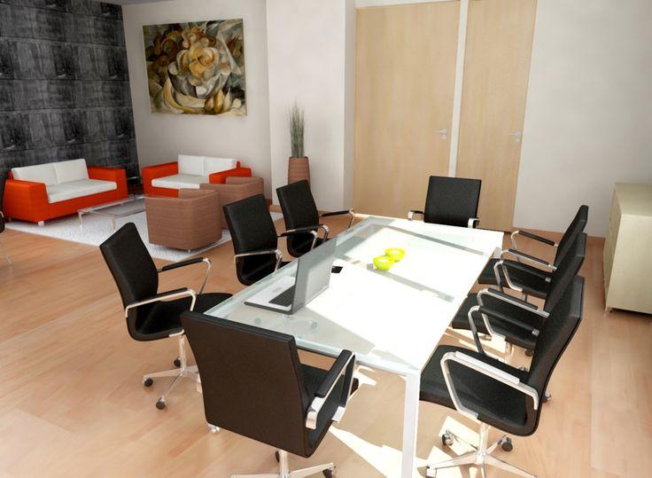 Las 25 mejores ideas sobre mesa de juntas en pinterest for Muebles de oficina haken