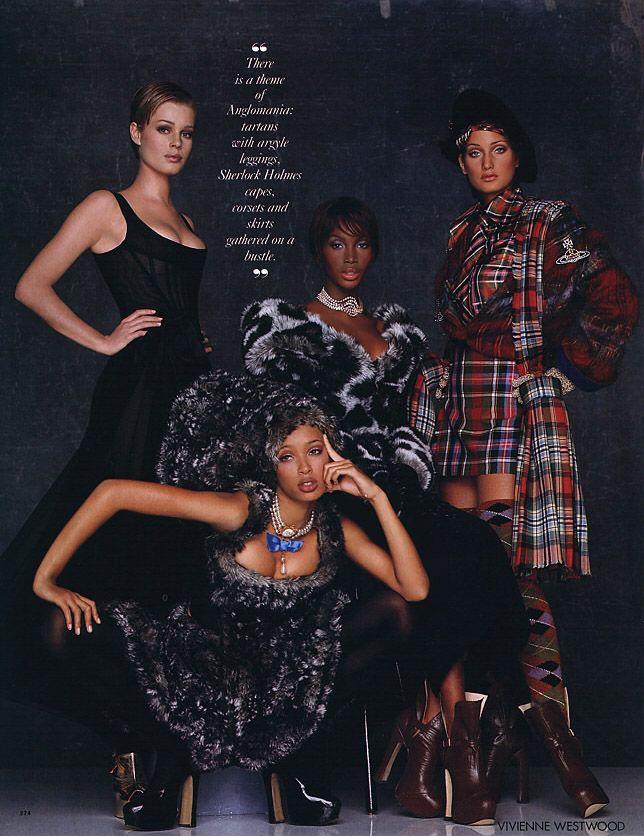 Fashion Model Tamzin Greenhill