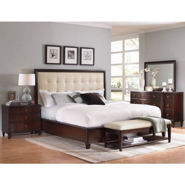 From the Westwood Collection comes a classic style bedroom ...