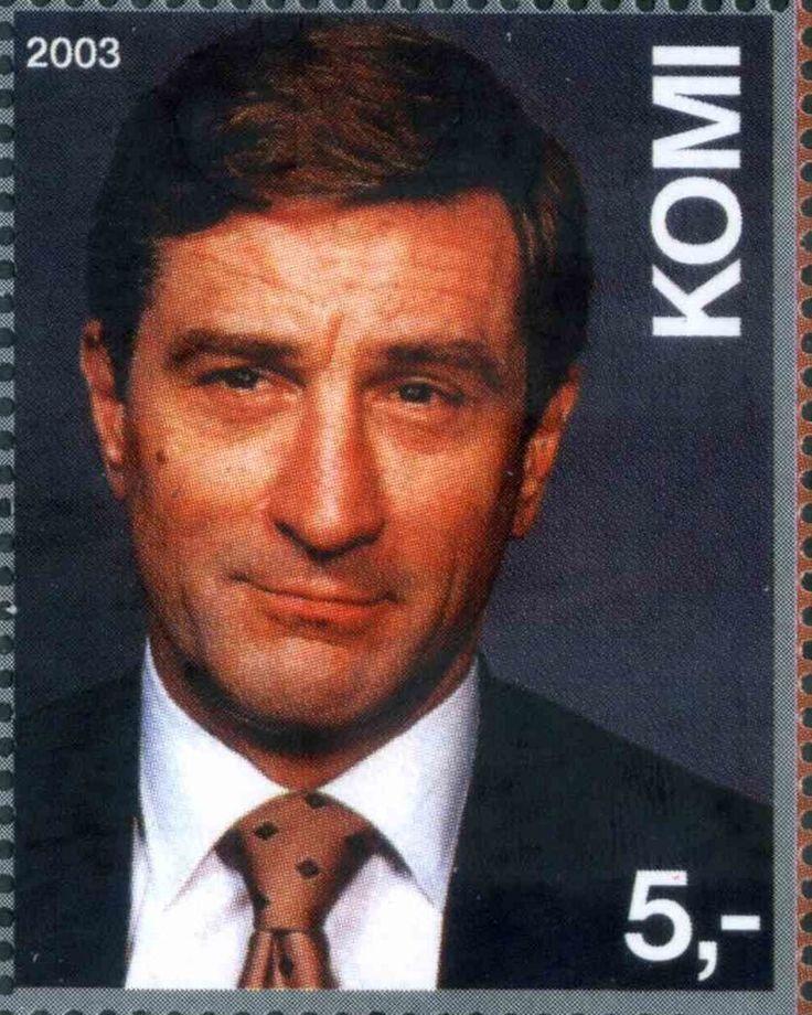 Stamp: Actors (Cinderellas) (Komi, Russia) Col:KM 2003-03/3