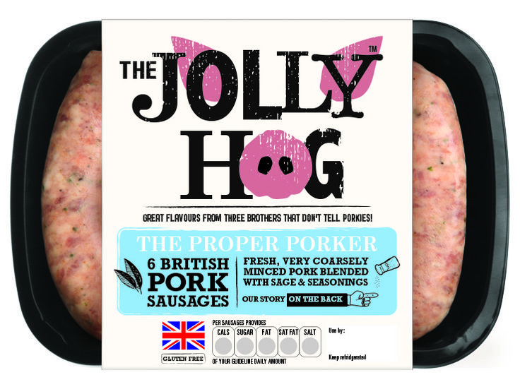 The Jolly Hog | The Proper Porker