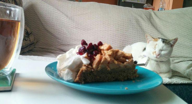 Αpple pie & yogurt