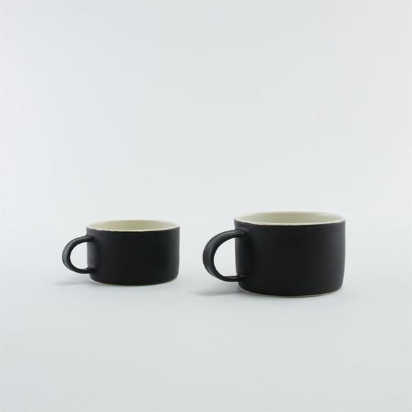 Cups from Norwegian maker Bodil Skipstad Mogstad