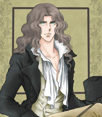 Victor Clement de Girodelle versione Regency