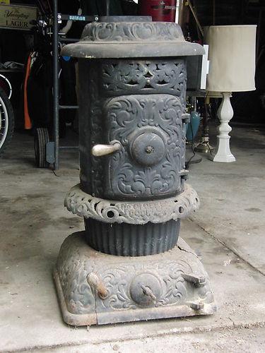 Pot Belly Stove Dockash No 513 By Scranton Works