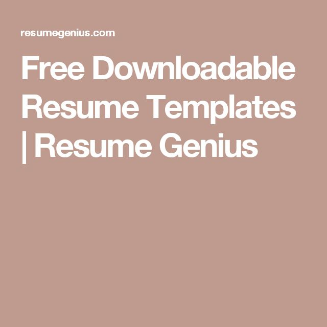 8 best CMCI Resume Documents images on Pinterest Google docs - google docs resume builder