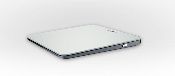 Trackpad multitáctil para Mac de Logitech