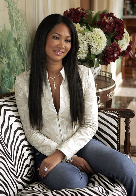 Kimora Lee Simmons a true boss that broke barriers Dow women boss ladies