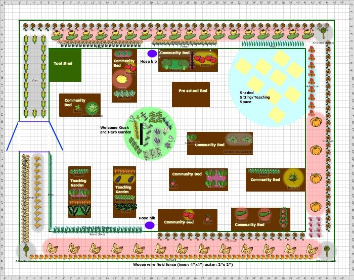 20 best Community Gardens images on Pinterest Garden ideas