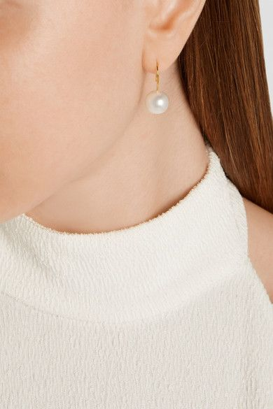 Super simple DIY earrings, just two beads and two flat head pins... for a lot less than this!