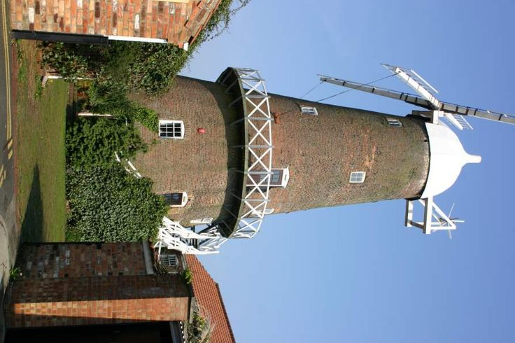 The Windmill B & B in Scarborough...I want to stay here!!!
