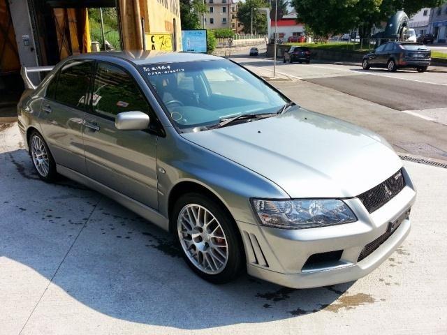 Gebrauchtwagen: Mitsubishi, Lancer, Evo VII - EVOLUTION GTA RHD AUTOM., Benzin, € 11.000,- AutoScout24 Detailansicht