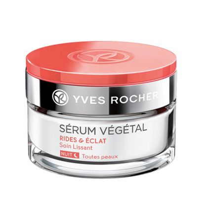 Yves Rocher - Serum Vegetal - Wrinkles and Radiance - Smoothing Care - Night