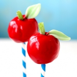 How to make chili pepper cake pops