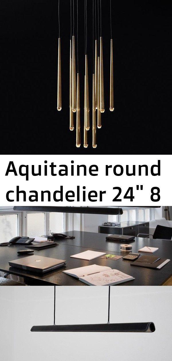 Aquitaine Round Chandelier 24 Hangeleuchte Cohiba Von Formagenda Bei Designort Onlineshop Tischleuchte Camporale Schwarz Gold Gunstig Online Round Chandelier Chandelier Decor