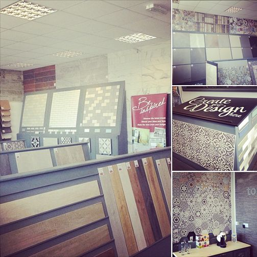 Our #Plymouth Tile Studio, come up and browse, grab some samples, have a coffee and discuss your ideas & measurements with one of our team :0)