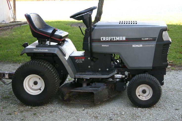 Mower Wiring Diagram Additionally Sears Craftsman Riding Lawn Mower