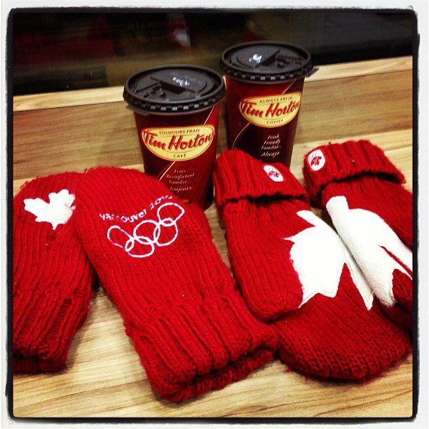 No Canadian winter would be complete without... #ExploreCanada #Canada #CanadaDay