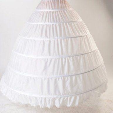 Amazon.co.jp: パニエウエディングドレス・カラードレス・ロングドレス用パニエ100パーセント実物撮影!豪華版激安上品 T70: 服&ファッション小物
